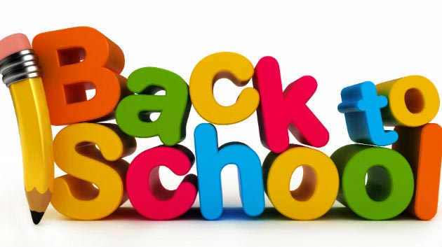 Back to School Night  - Monday August 26th 5:30-6:30