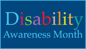 disability history month text