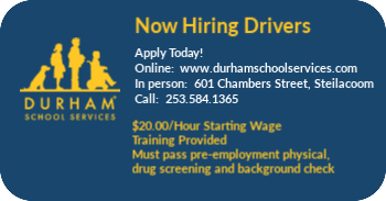Durham School Services is Hiring Drivers