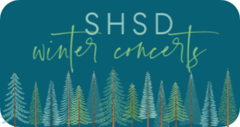 SHSD Winter Concerts