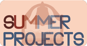 SHSD 2020 Summer Projects