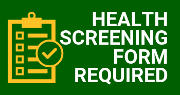 Health Screening Form for Parents/Guardians