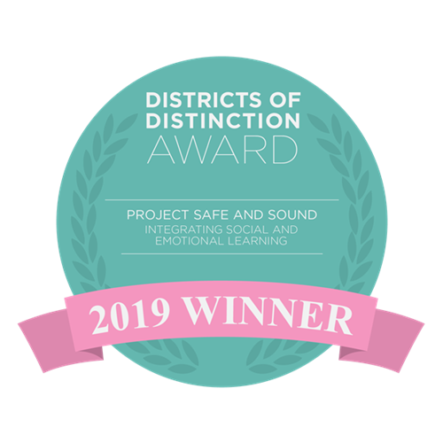 districts of distinction award